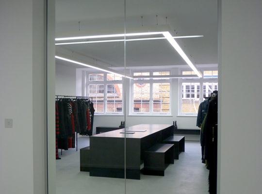 Rivington Street Showroom